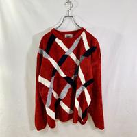 Line design knit