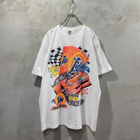 """Racing""Front design T-shirts"