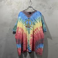 """Tie dye"" Front design T-shirts"