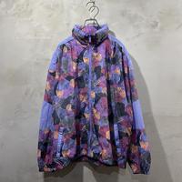 【Reebok】Design nylon jacket