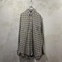 【NAUTICA】Check L/S-shirts