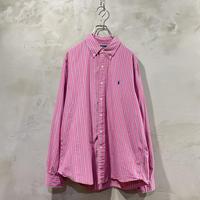 ●【POLO by RALPH LAUREN】Button-down L/S-shirts