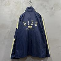 【NIKE】90's One point logo nylon jacket