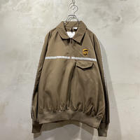 """""""UPS""""One point logo jacket"""