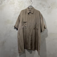 """Silk"" front pocket S/S-shirts"