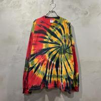 Tie-dye design L/S-T-shirts