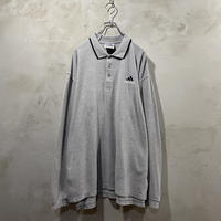 ●【Adidas】One point L/S POLO- shirts