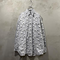 Design check L/S-shirts