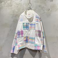 """""""Patchwork""""cotton jacket"""