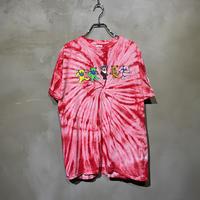 """Grateful Dead"" design tie-dye T-shirts"