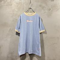 """goodness""tiny design ringer T-shirts"