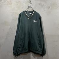 【Reebok】Nylon pullover jacket