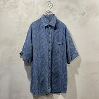 """Paisley""design S/S-shirts"