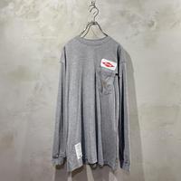【Carhartt】One point logo L/S-T-shirts