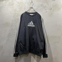 【adidas】90's Front logo pullover jacket