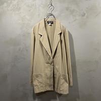 "●""Tailored""design jacket"