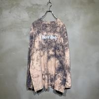 【Hard Rock】front design L/S-T-shirts