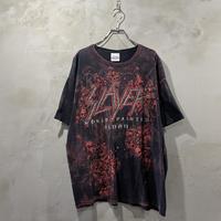【SLAYER】 Rock T-shirts