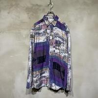 "●""GOOUCH"" design L/S-shirts"