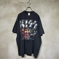 【KISS】rock T-shirts