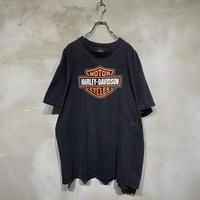 【HARLEY-DAVIDSON】logo design T-shirts