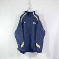 【adidas】Line design nylon jacket