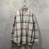 【TOMMY HILFIGER】Checked  L/S-shirts