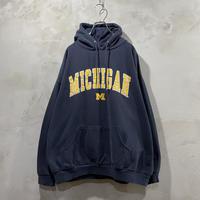 """""""College"""" logo hoodie"""