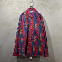 【Wrangler】Stripe design L/S-shirts