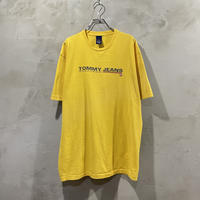 【TOMMY JEANS】Front  design T-shirts