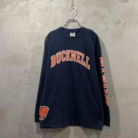 """College"" front design L/S-T-shirts"