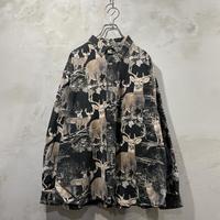 """Animal"" design L/S- shirts"
