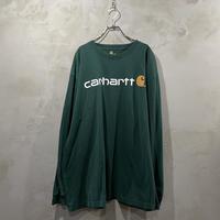 【Carhartt】 front design L/S-T-shits