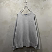 【POLO by  RALPH LAUREN】One point logo sweat
