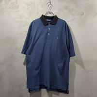【POLO GOLF】one point logo S/S-POLO-shirts