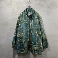 """""""Silk""""Green design jacket"""