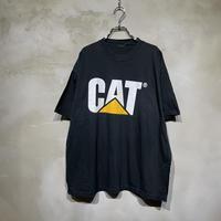 """CAT"" front logo T-shirts"