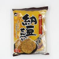 納豆せんべい 12枚入 ヤマダフーズ