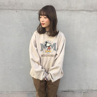Mickey mouse ivory sweat