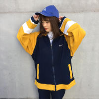 Nike yellow navy jersey