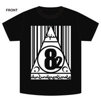 [Tシャツ]HIROSHIMA FUSION UNITE CLAC -Don't underestimate-