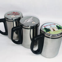 ha-ha Stainless Mag cap/ハハ ステンレス マグカップ