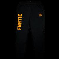 Fnatic Black and Orange スウェットパンツ