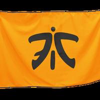 Fnatic ファンフラッグ(オレンジ)