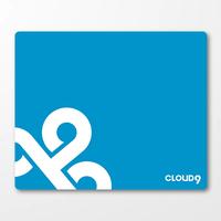 Cloud9 ブルー マウスパッド