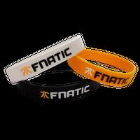 Fnatic シリコン リストバンド(3色セット)