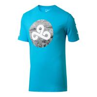 【Puma × Cloud9】ウェイビークラウド Tシャツ(ブルー)