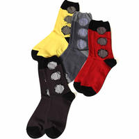 THREE POINT DOTS SOCKS