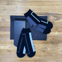 GIFT SET SQUARE(FAMILY SOCKS)MONO