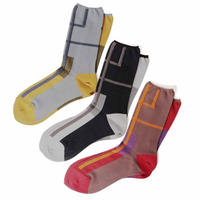 RECTANGLES LINE SOCKS